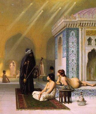 Slave serving master