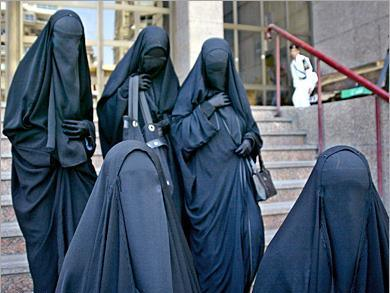 Awesome Saudi Woman Arrested For Going Out Without Traditional Muslim Clothing