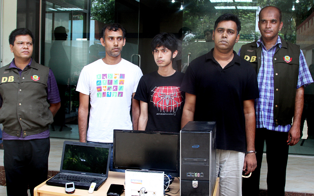 Three Bangladeshi bloggers arrested for offending Islam 1.jpg