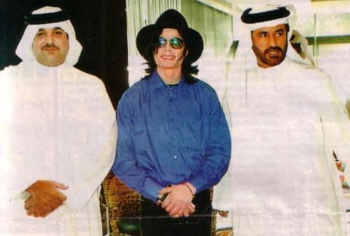 Michael Jackson, muslim converted in Islam