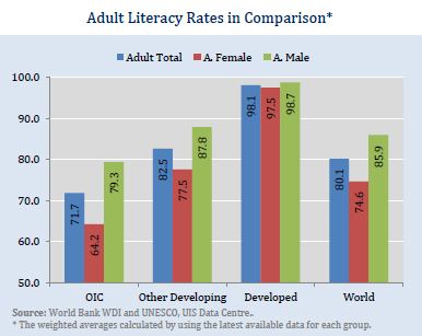 female education and adult literacy in This is a summary from publication adult literacy which contains key figures, key points and notes from the publication.
